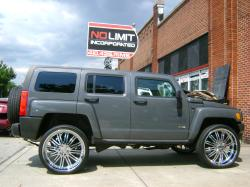 NOLIMITINC's 2010 Hummer H3