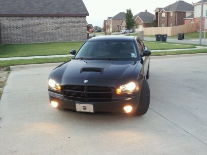 lmcafee 2007 Dodge Charger