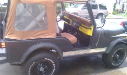 clintnayu 1981 Jeep CJ5