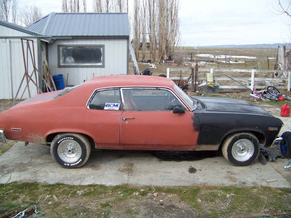 Another The_Saw 1974 Chevrolet Nova post... - 15185814