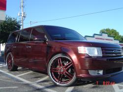 hotwheelzjax 2009 Ford Flex