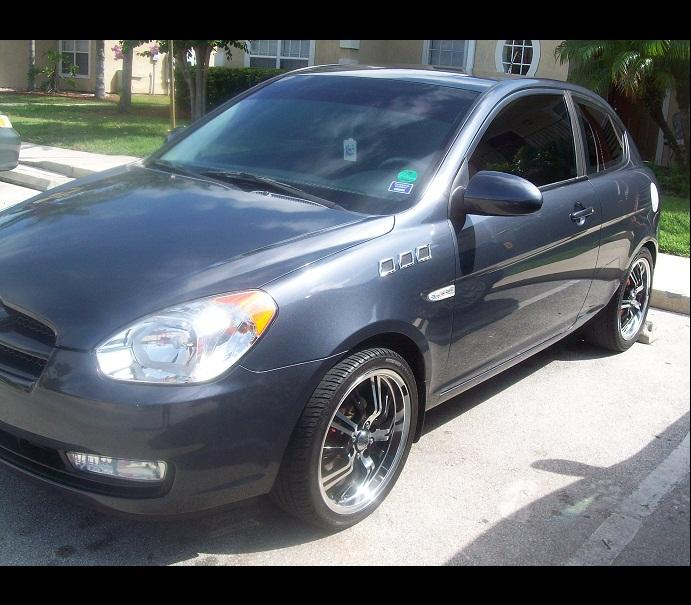 Juancpietri's 2008 Hyundai Accent GS Hatchback 2D In