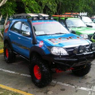 "2008 Toyota Fortuner ""Fortuner Camaleon"" - owned by gaduq Page:1 at ..."