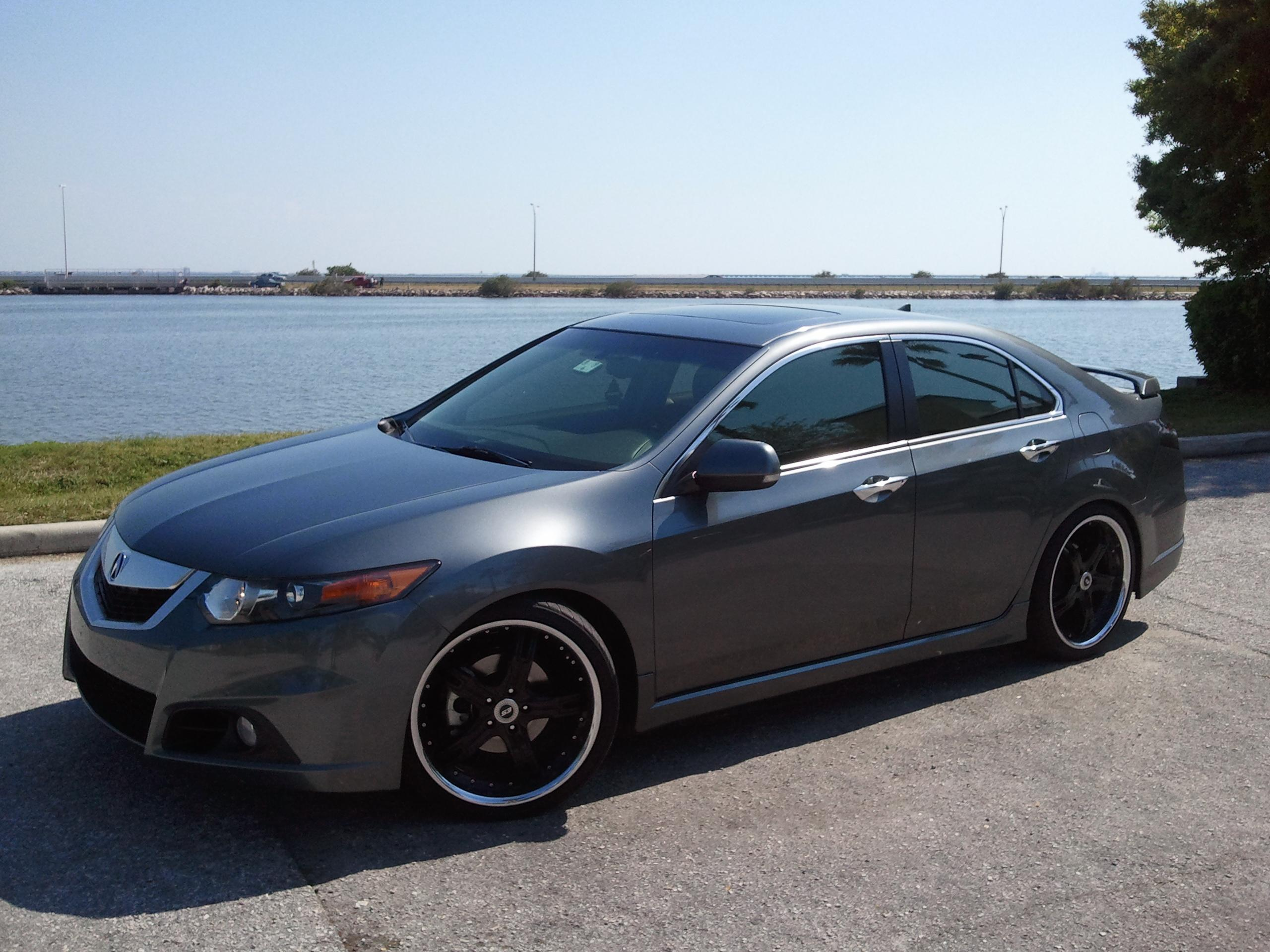 southernpimpin 2009 acura tsxsedan 4d specs photos modification
