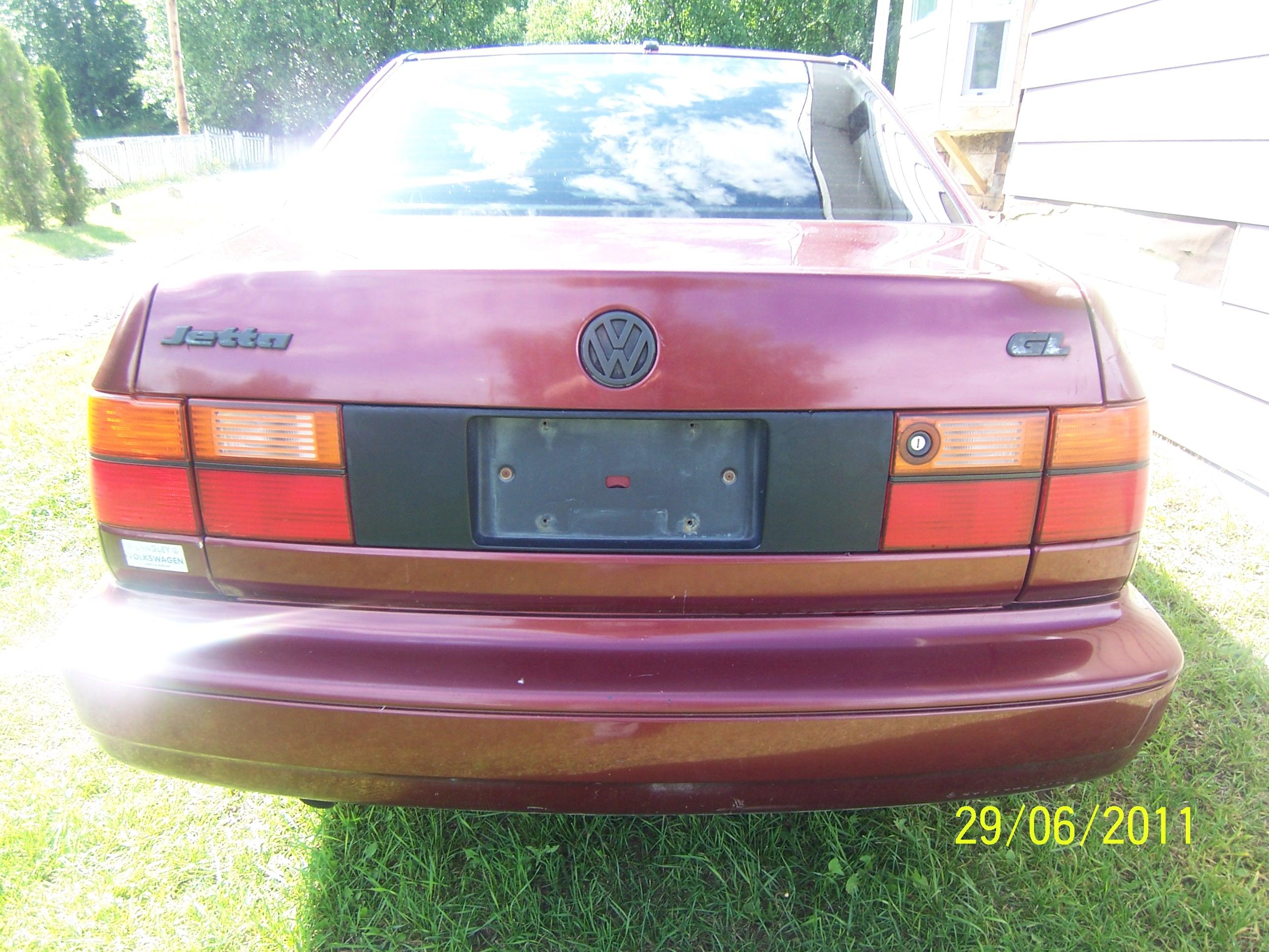 Another Z24meandu 1994 Volkswagen Jetta III post... - 15187304