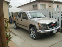 midnight08 2007 GMC Canyon Extended Cab