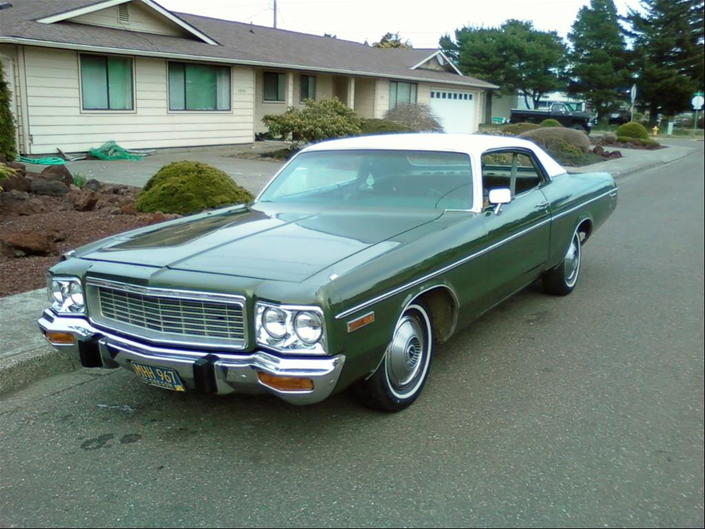 chevelle24's 1973 Dodge Polara
