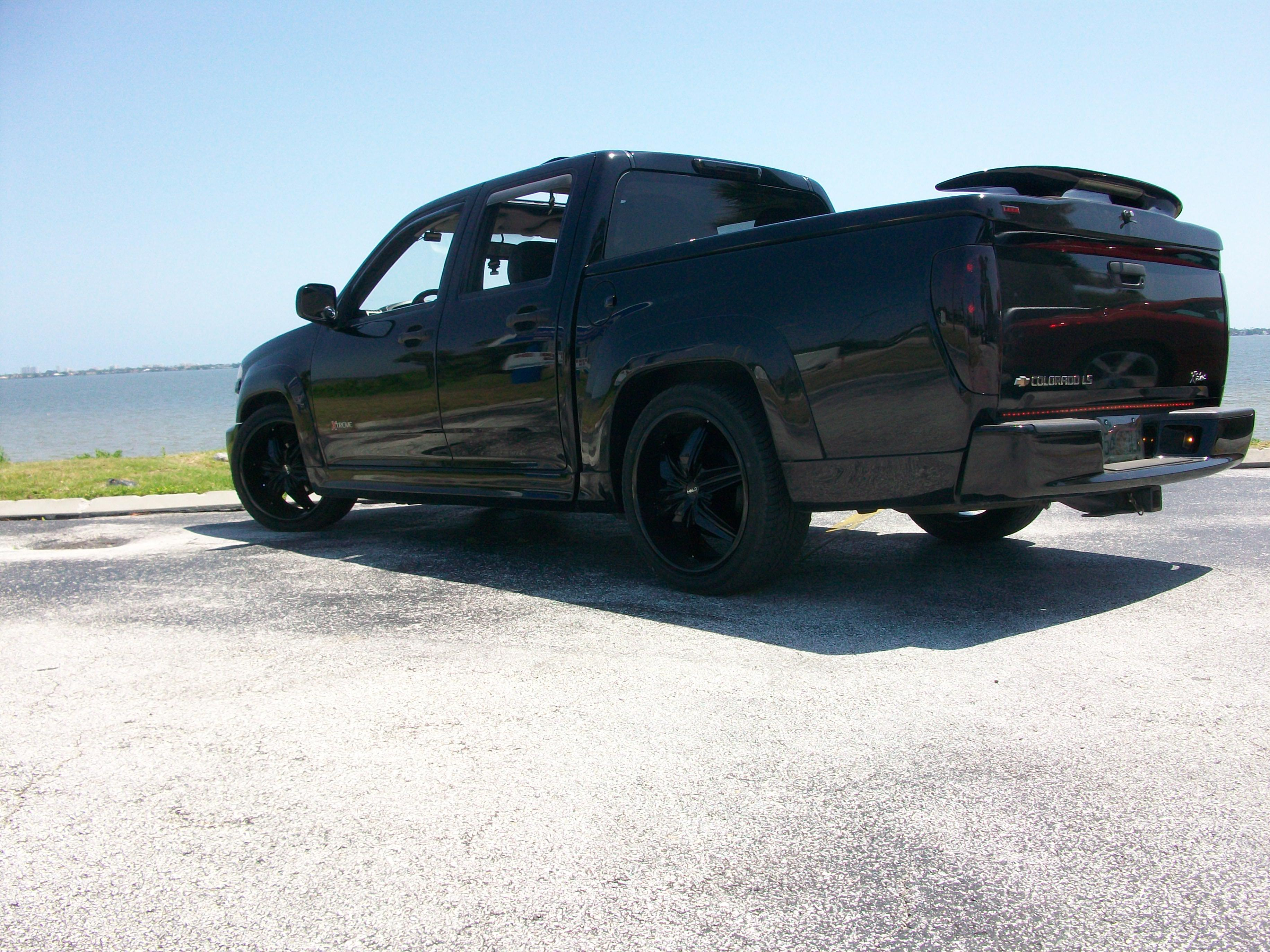 New 2015 Chevy Reaper Motor Size