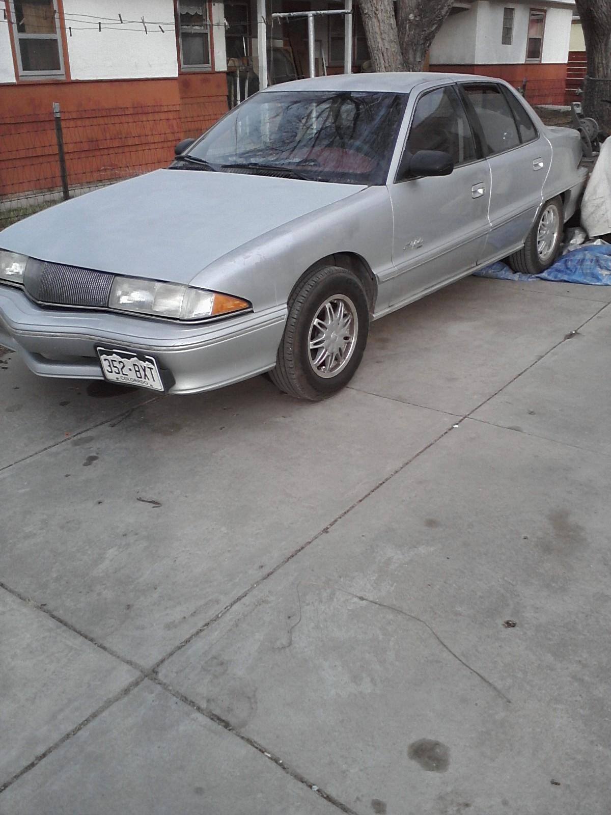 Another chandlerclay 1993 Buick Skylark post... - 15186268