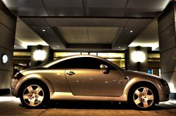 xwrights 2002 Audi TT