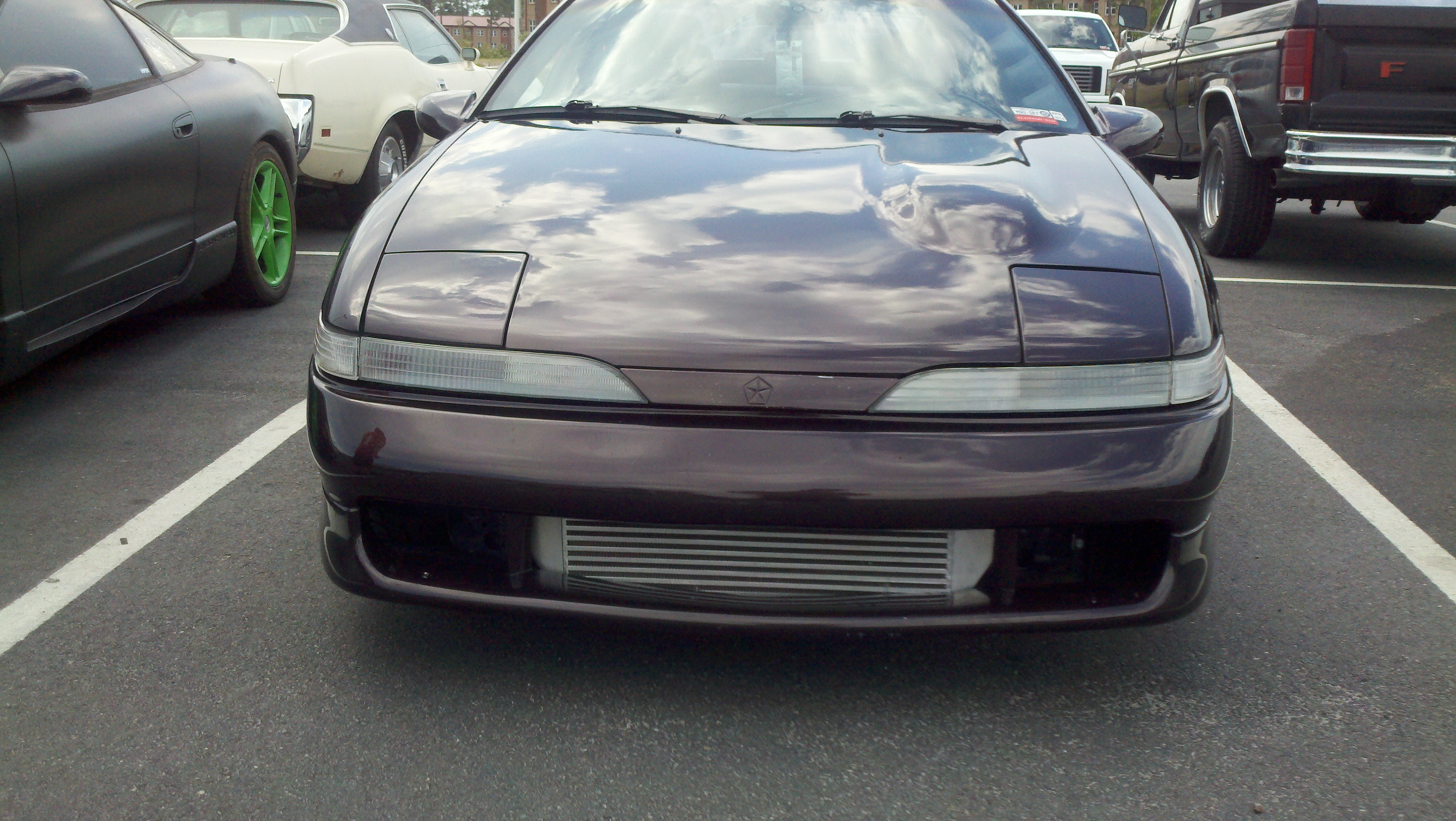 Another JT1gLaser 1990 Plymouth Laser post... - 15188253