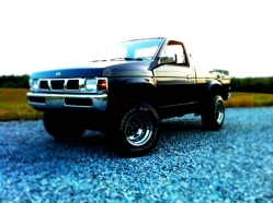 BigMoze187s 1995 Nissan D21 Pick-Up