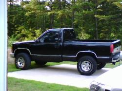 bulldogty25s 1990 GMC 1500 Regular Cab