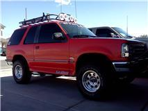 Bombsquad9 1993 Ford Explorer Sport