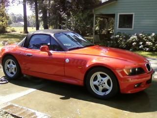 Jbraud 1996 Bmw Z3roadster 2d Specs Photos Modification