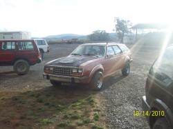 thereverendbill 1983 AMC Eagle