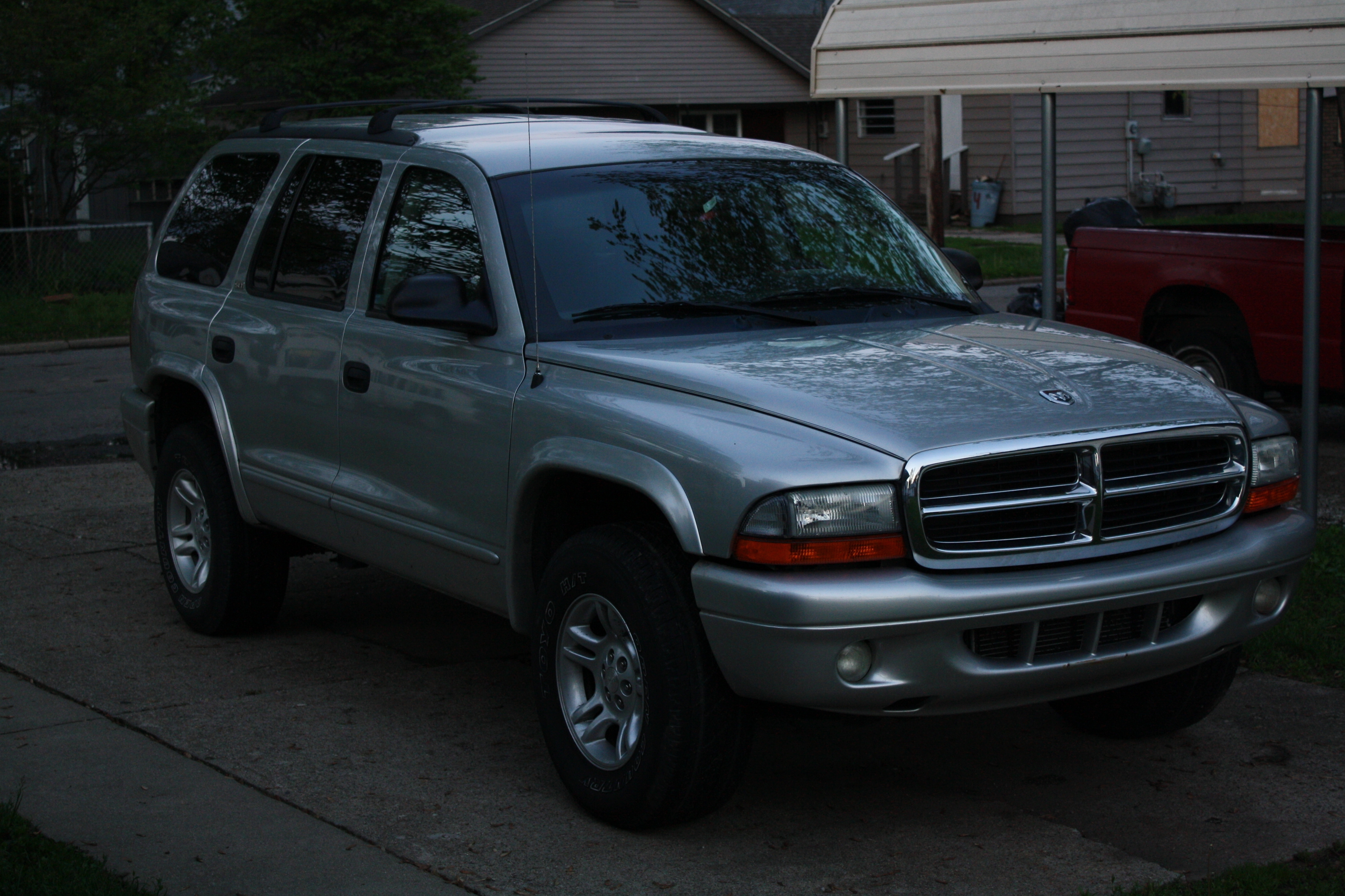 XxNightWolf90xX 2002 Dodge Durango 15189538