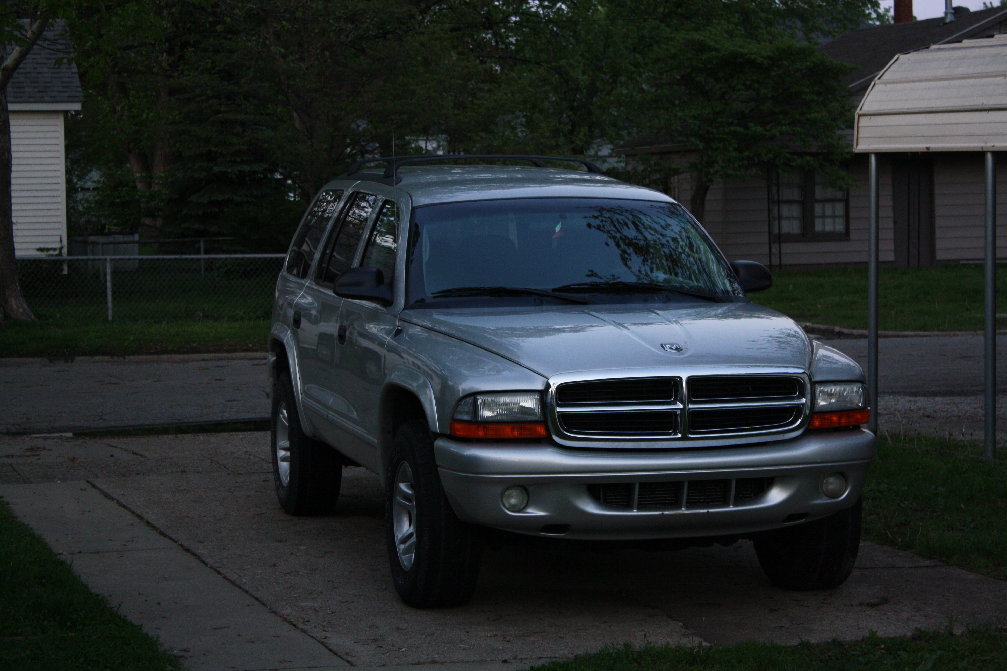 XxNightWolf90xX 2002 Dodge Durango 15189539