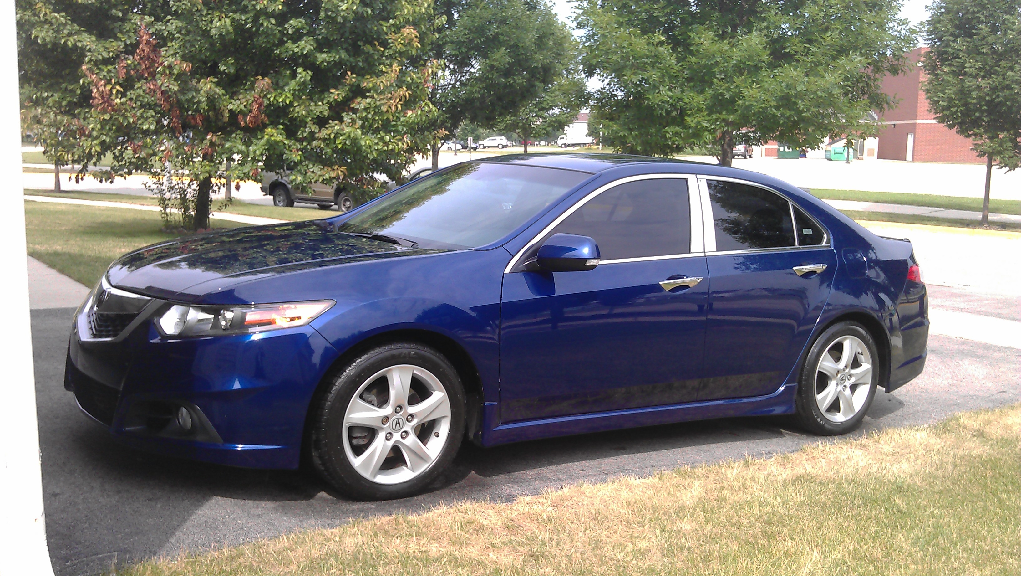 swa2k4 2009 acura tsxsedan 4d specs photos modification info at