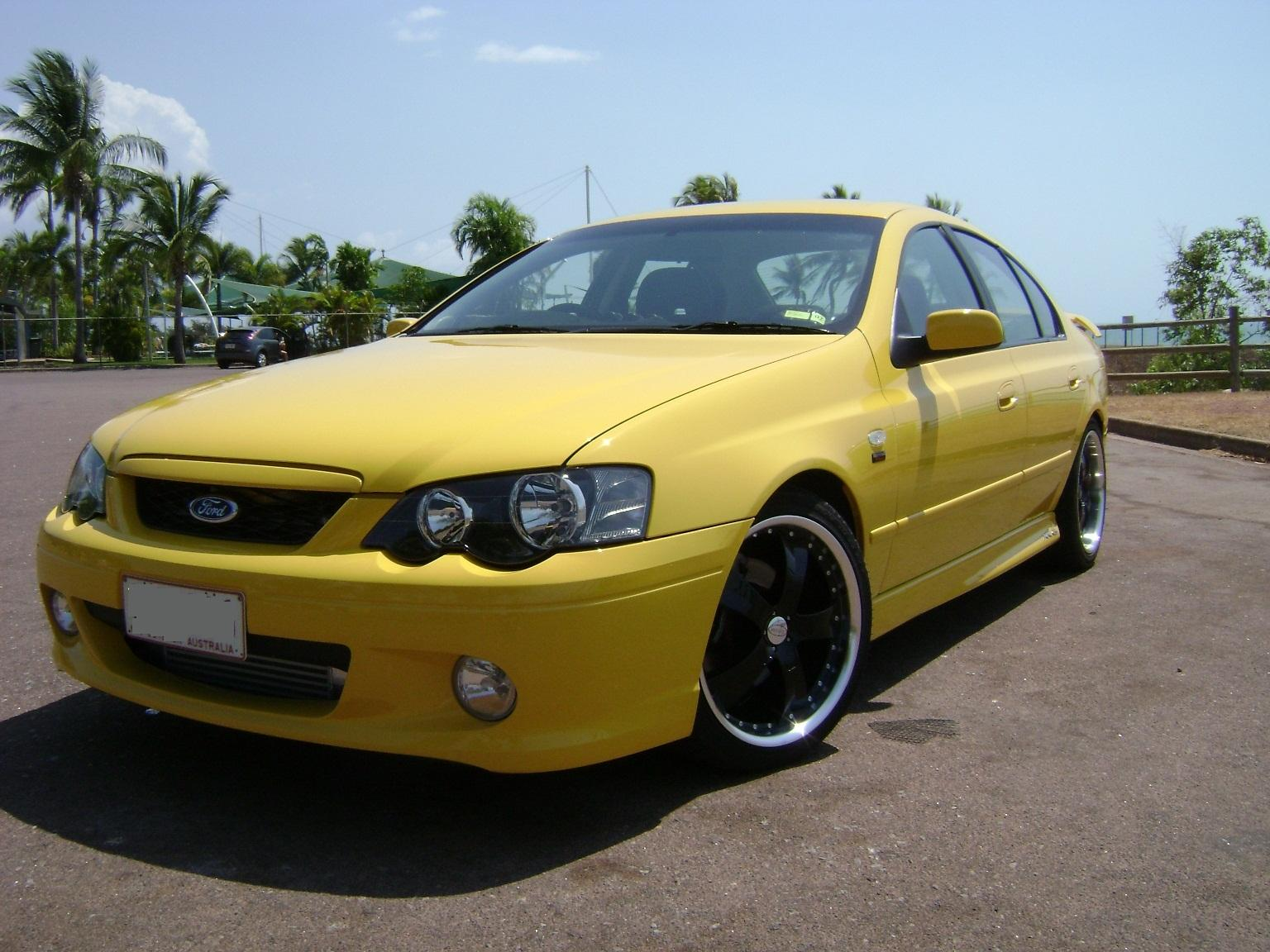 Another viper237 2005 Ford Falcon post... - 15189900
