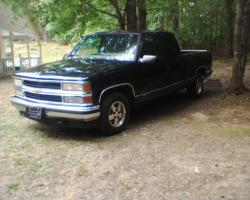 allstock91s 1995 Chevrolet 1500 Extended Cab