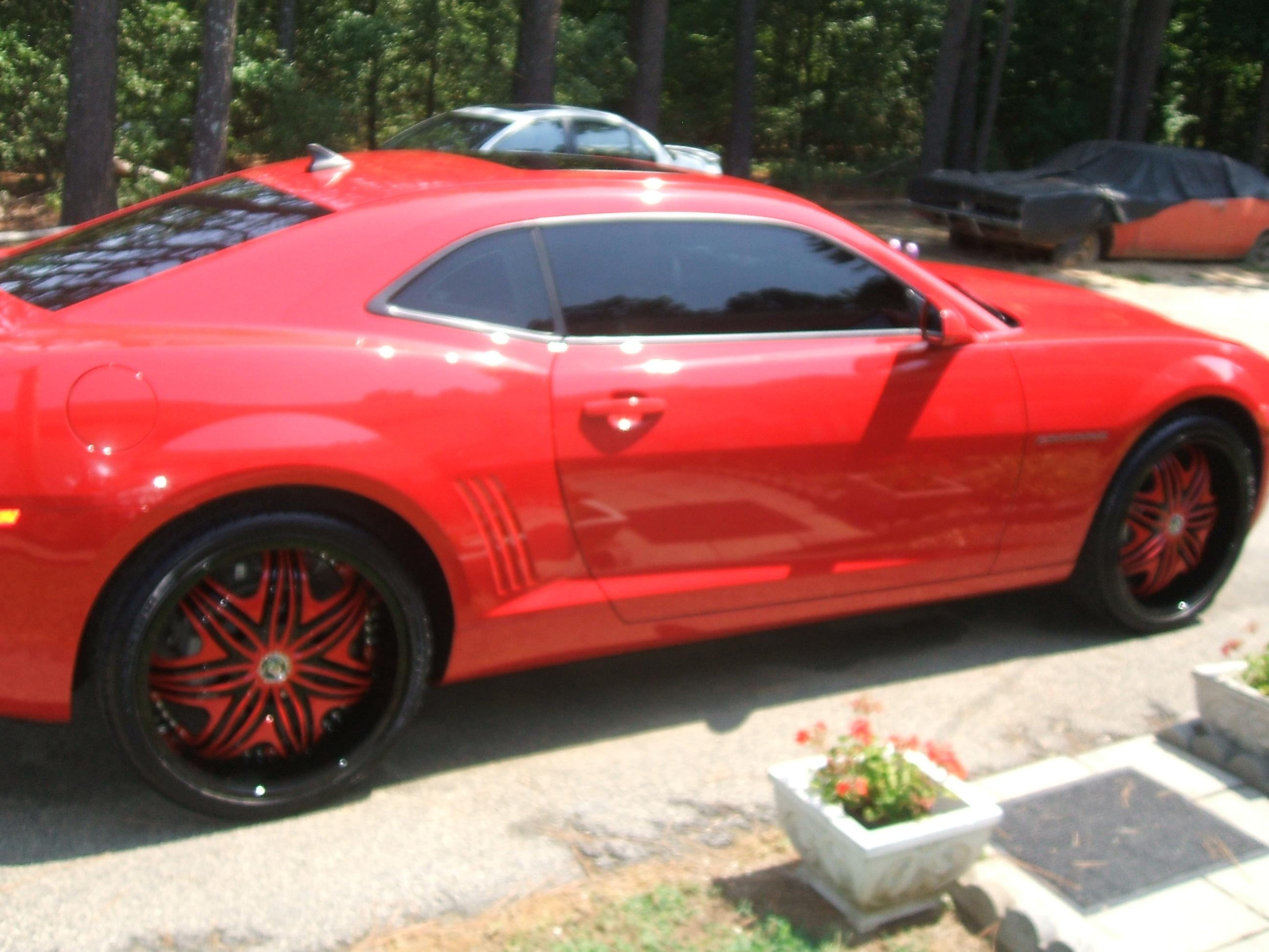 coolnhumble234l 2010 Chevrolet Camaro