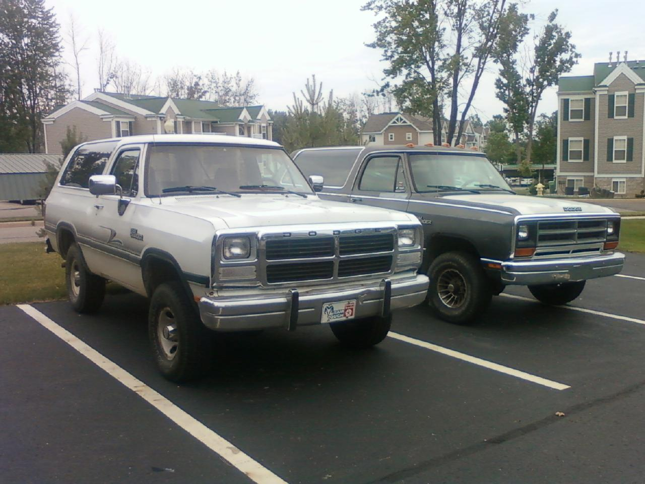 Another TheRamchargerGuy 1993 Dodge Ramcharger post... - 15190237