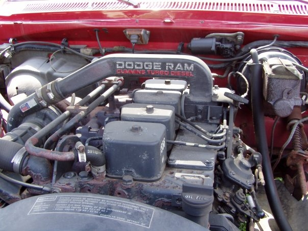 Another TheRamchargerGuy 1991 Dodge Power Ram post... - 15190248