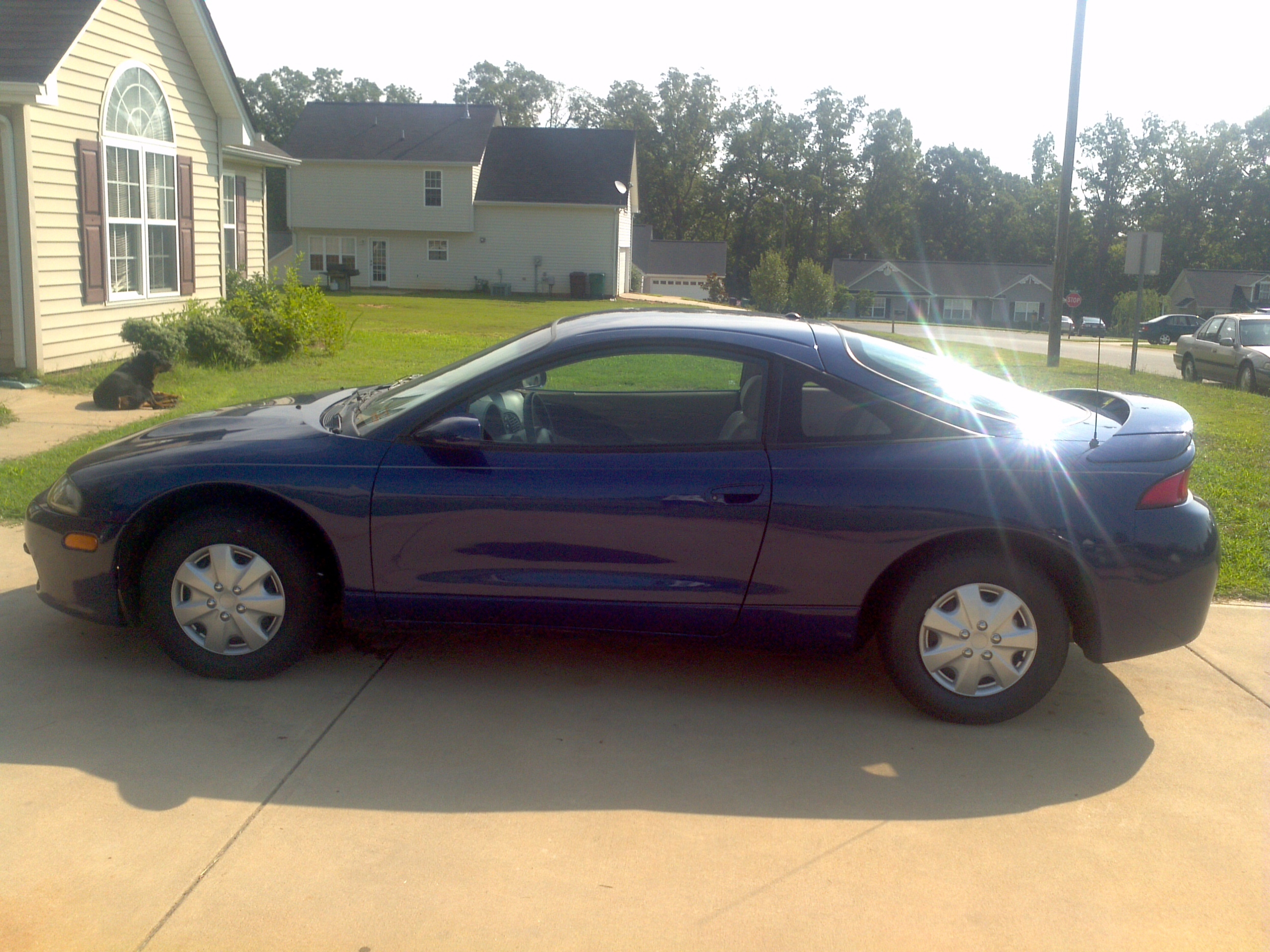 Another bluemagoo2004 1999 Mitsubishi Eclipse post... - 15190317