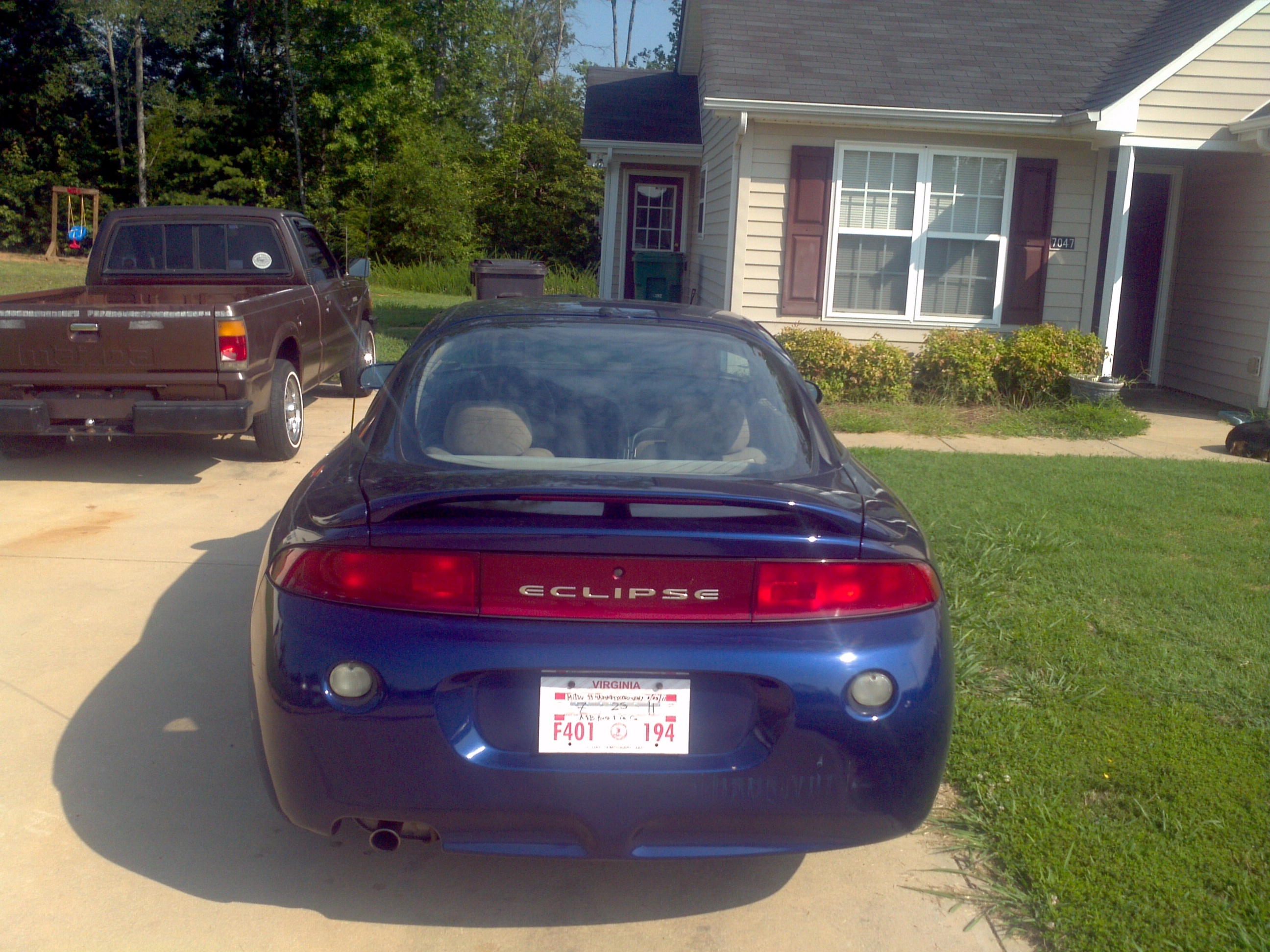 Another bluemagoo2004 1999 Mitsubishi Eclipse post... - 15190318