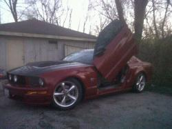 A_I_D_S 2009 Ford Mustang