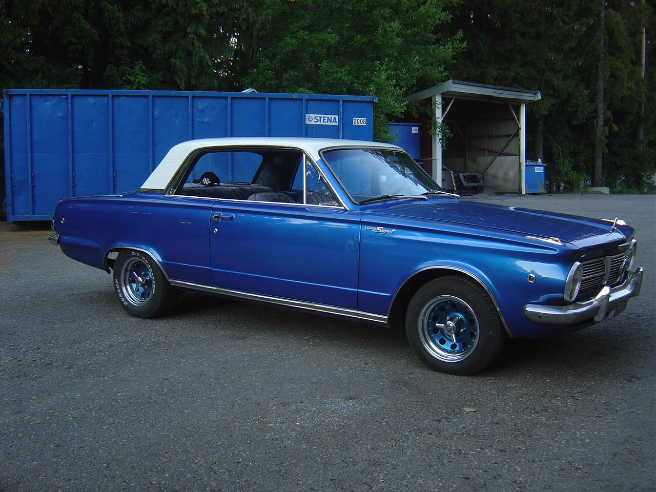 Signet-65's 1965 Plymouth Valiant