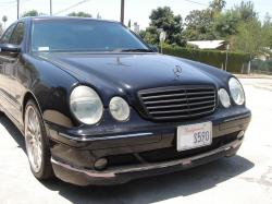 darkey818s 2001 Mercedes-Benz E-Class