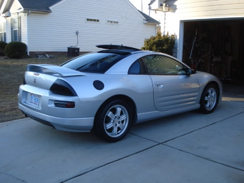 Another 04MOJOGT 2000 Mitsubishi Eclipse post... - 15192291