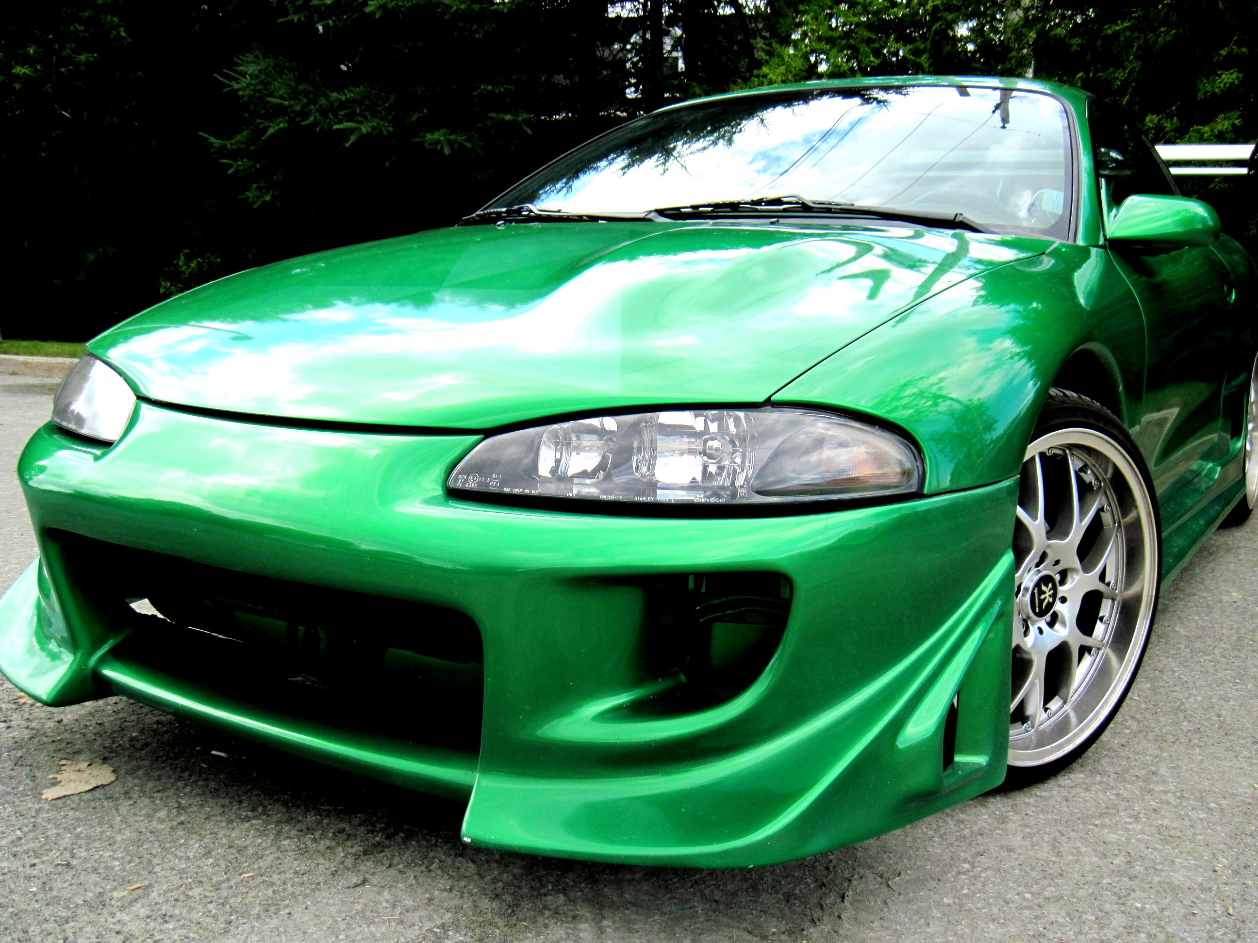 Mat1551 39 s 1998 mitsubishi eclipse gsx coupe 2d in for 1998 mitsubishi eclipse motor