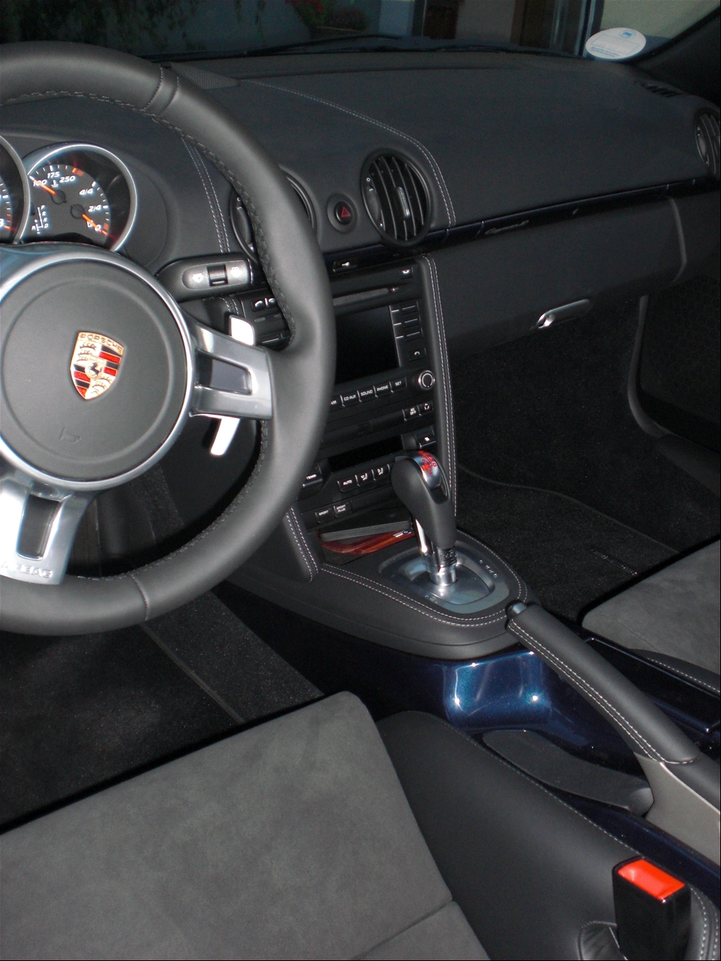What Does Full Leather Interior Look Like Planet 9 Porsche Forum