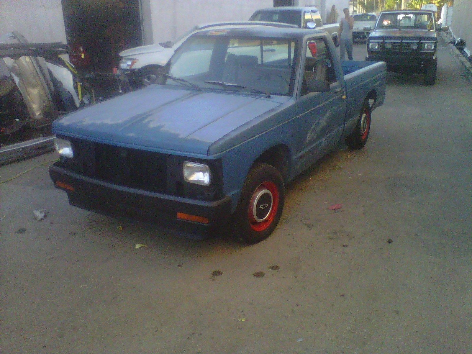 Another jb97tahoe 1989 Chevrolet S10 Regular Cab post... - 15191048