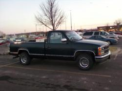 Superchevyc1500s 1989 Chevrolet 1500 Regular Cab 