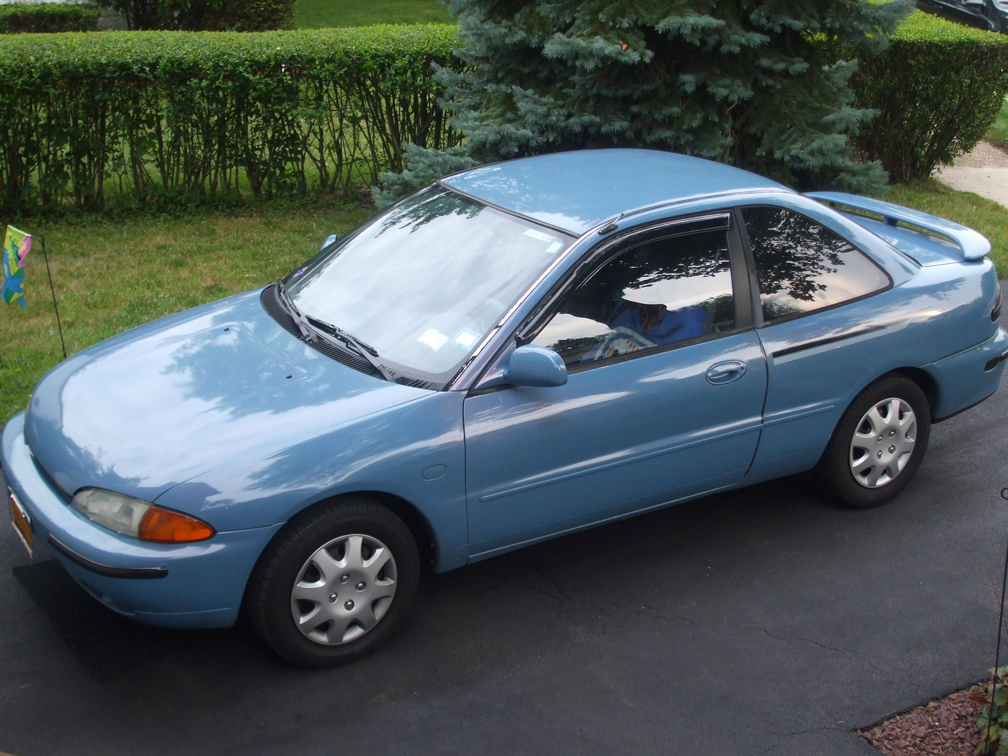 lus89t-type 1995 Mitsubishi MirageLS Coupe 2D Specs ...