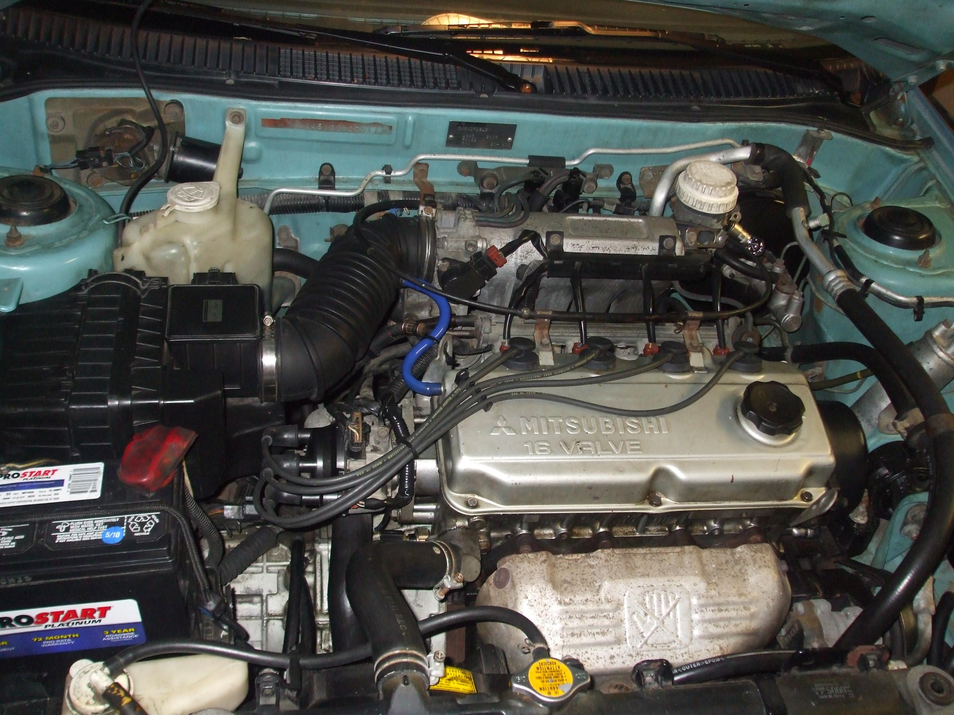 Another lus89t-type 1995 Mitsubishi Mirage post... - 15191220