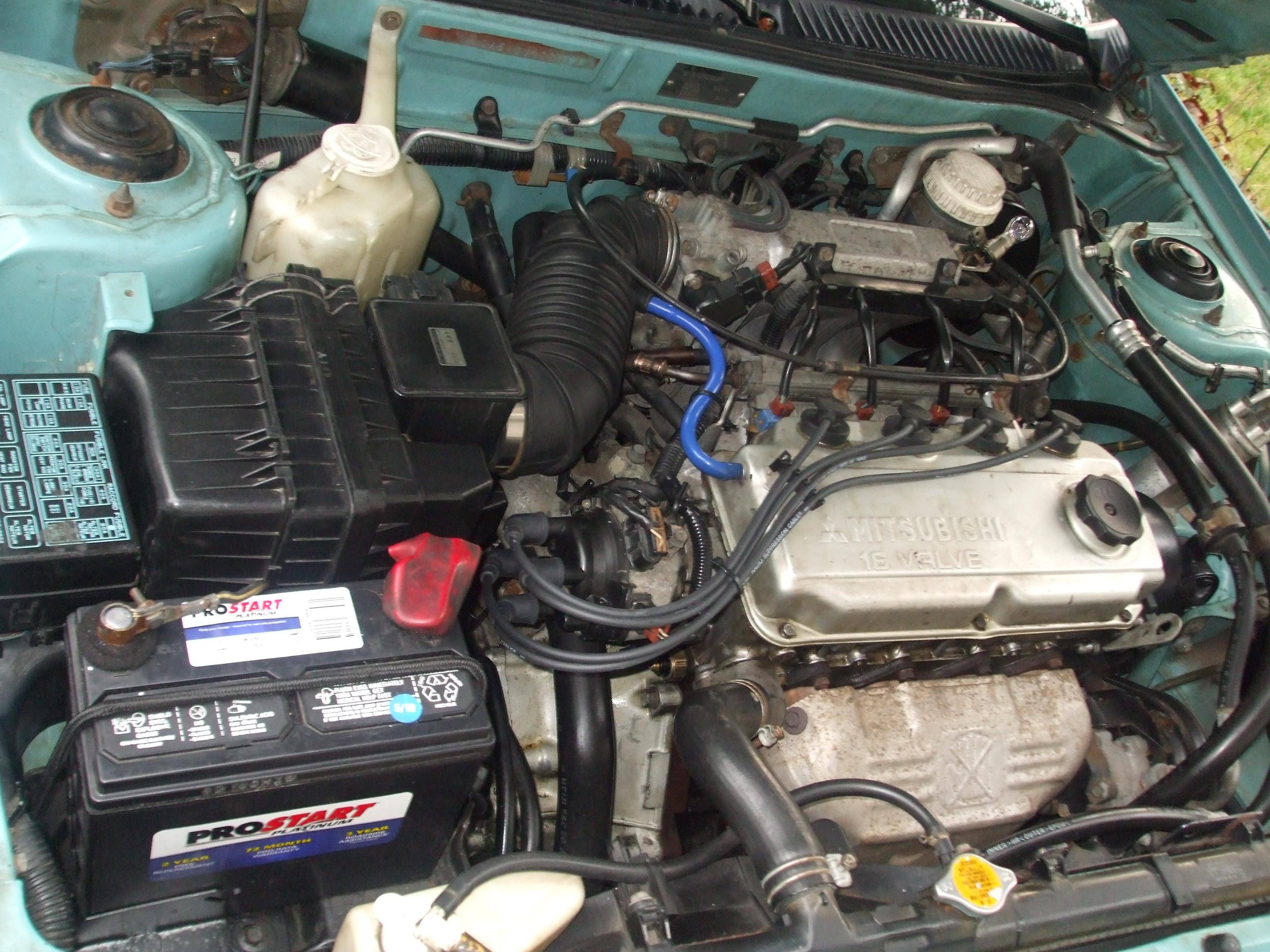 Another lus89t-type 1995 Mitsubishi Mirage post... - 15191223