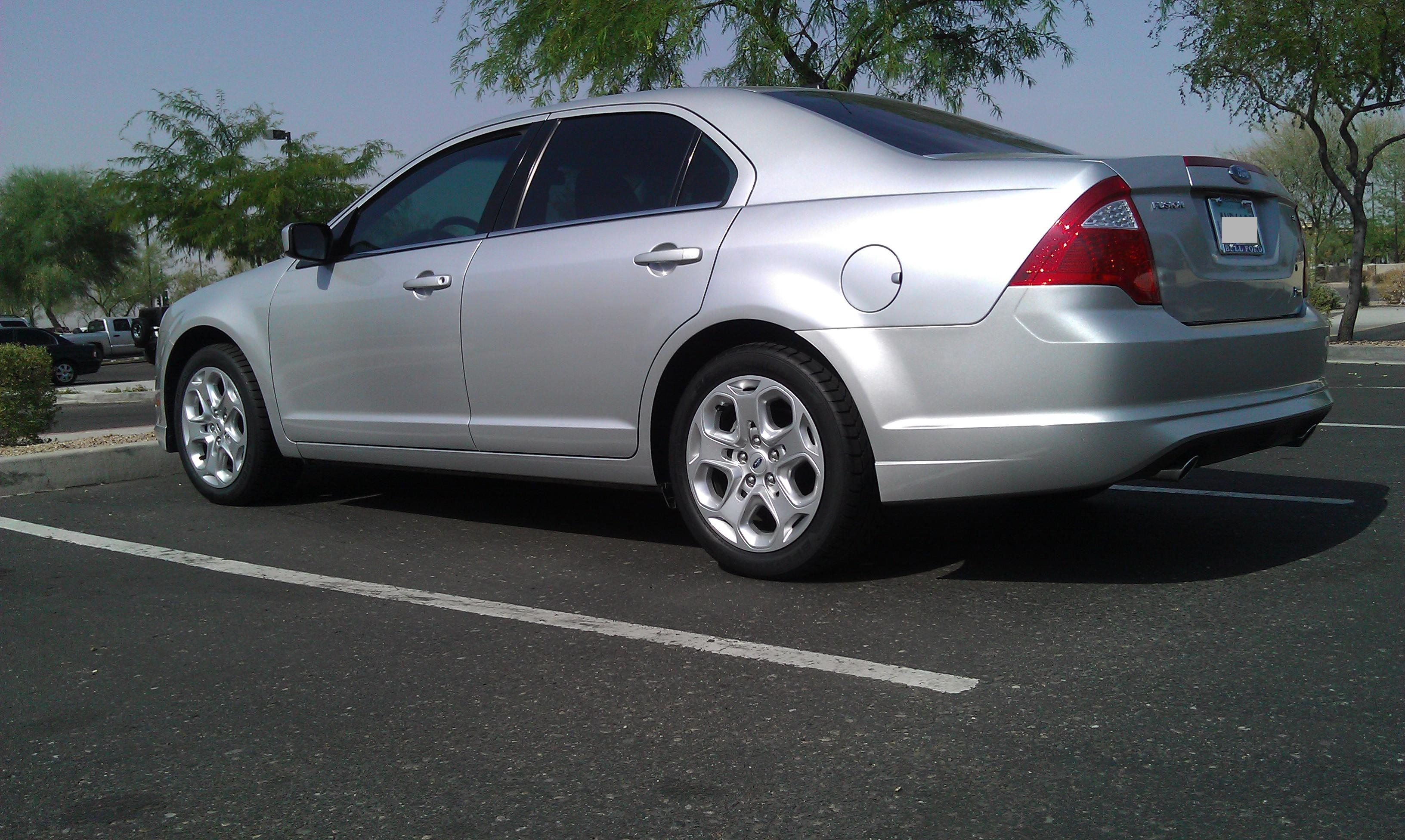 Another wheeln 2010 Ford Fusion post... - 15191359