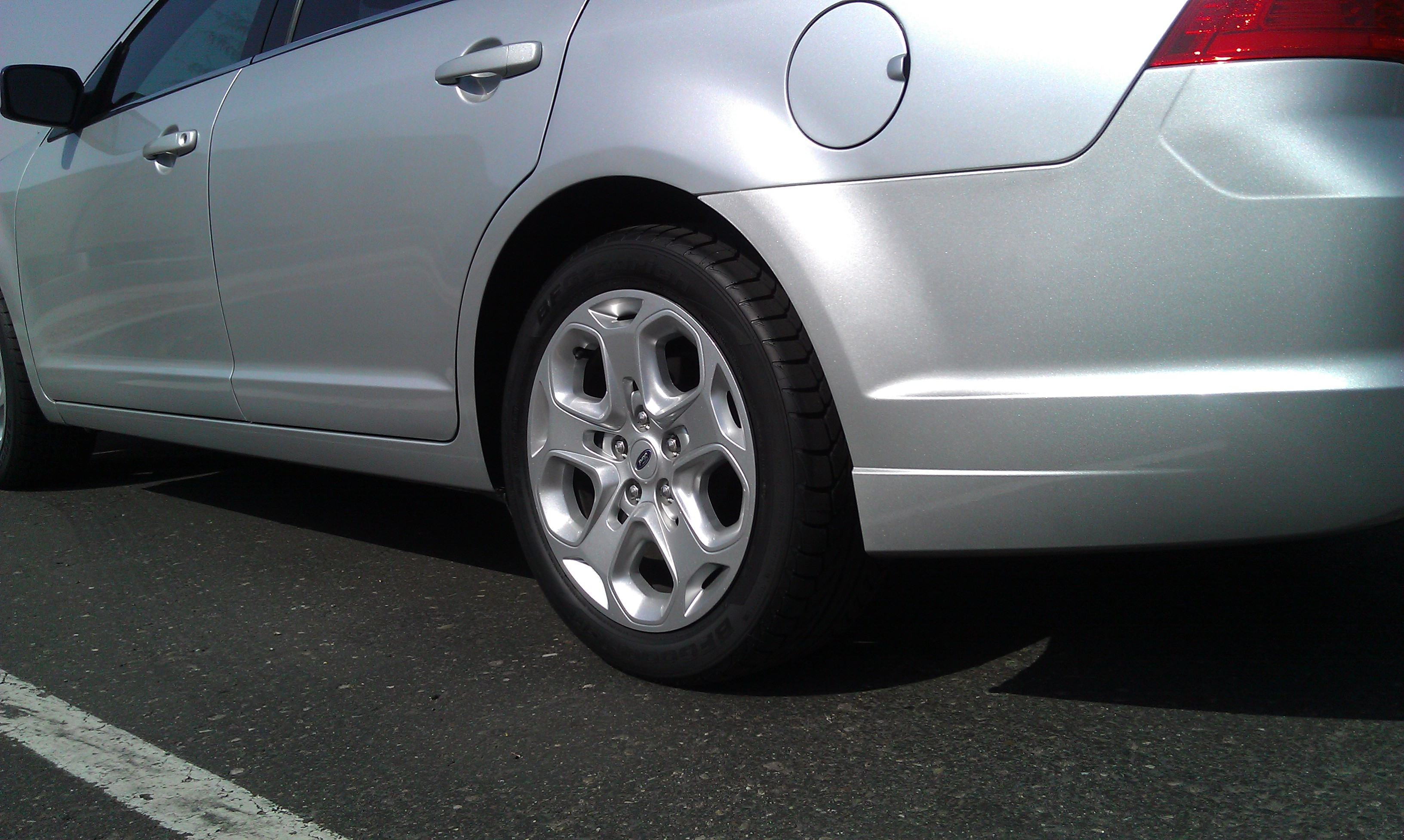 Another wheeln 2010 Ford Fusion post... - 15191360