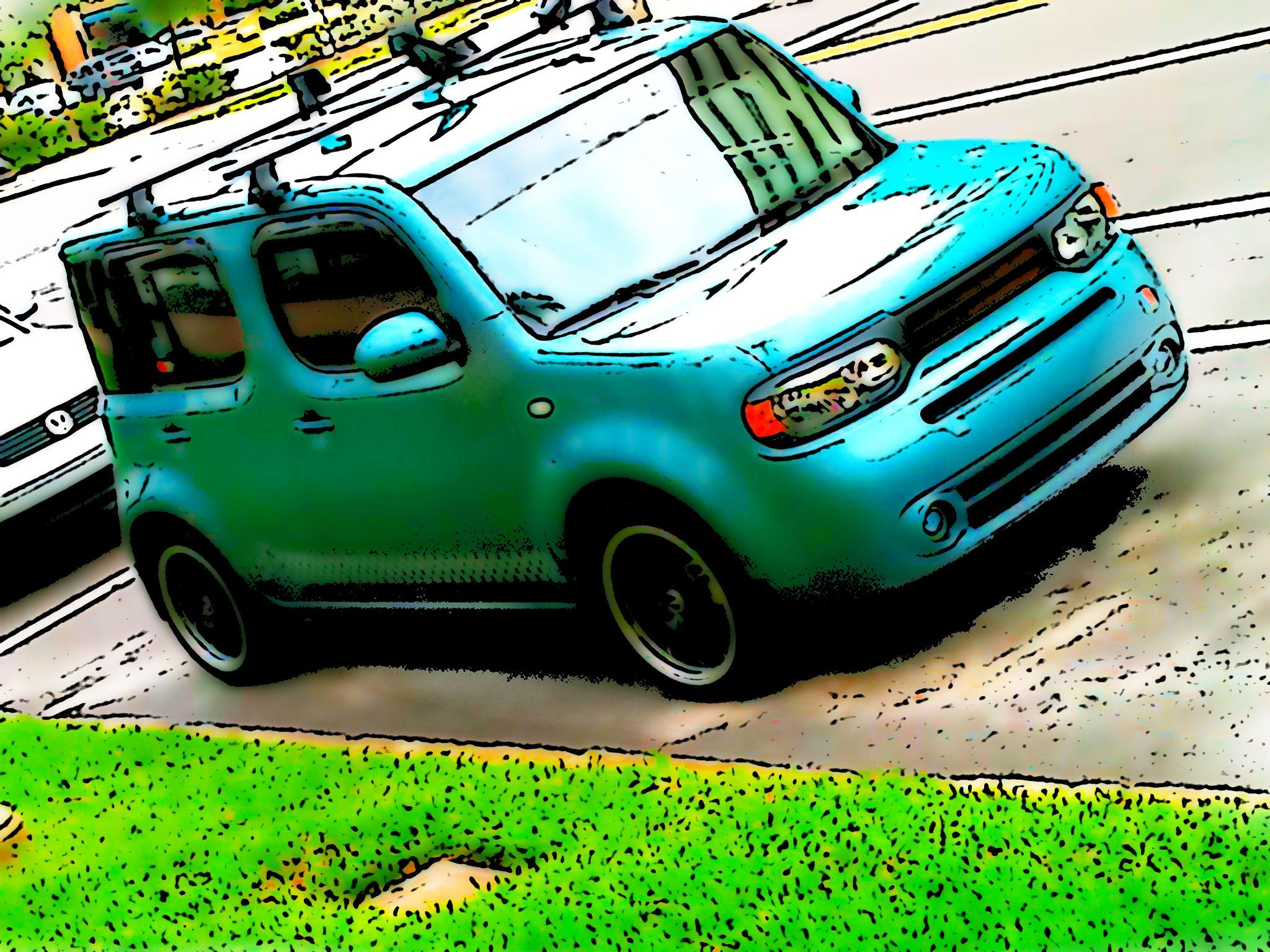 Another iPhonePhil 2009 Nissan cube post... - 15193723