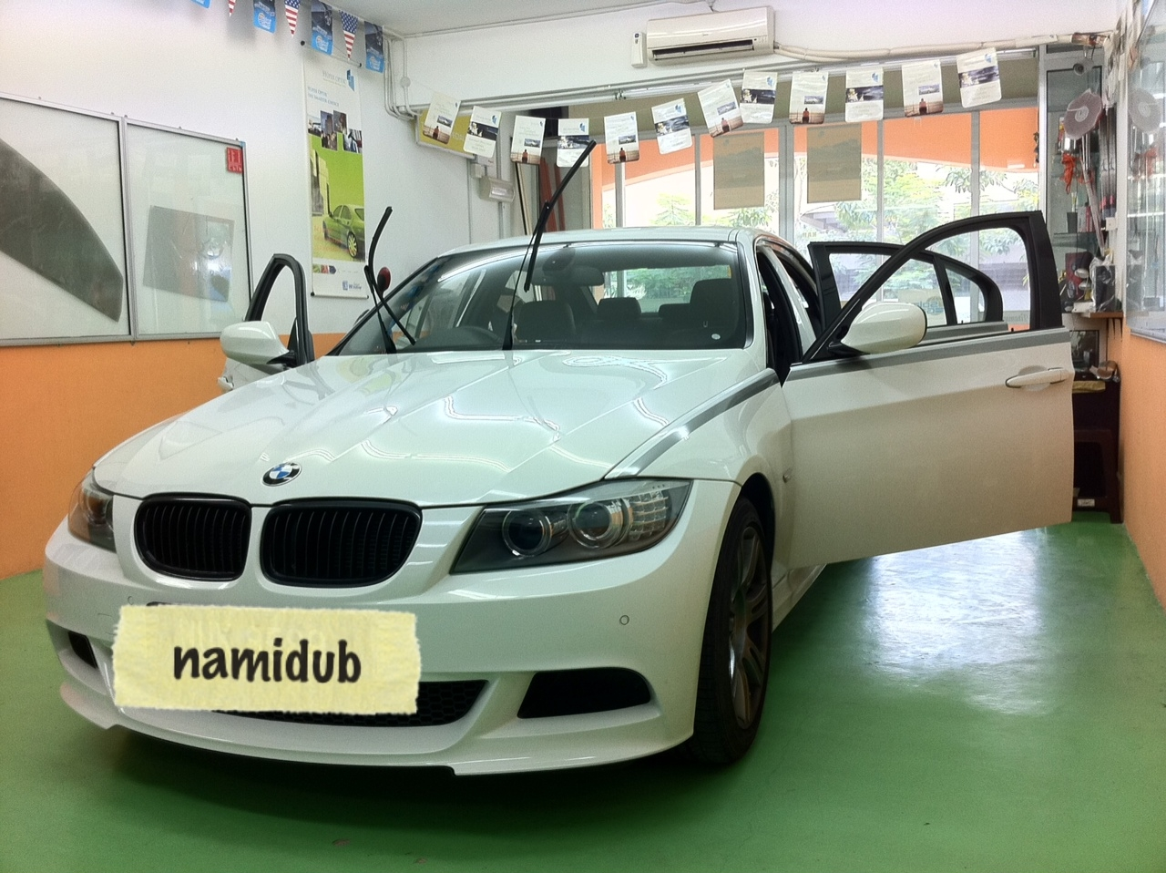 Another namidub 2010 BMW 3 Series post... - 15193749