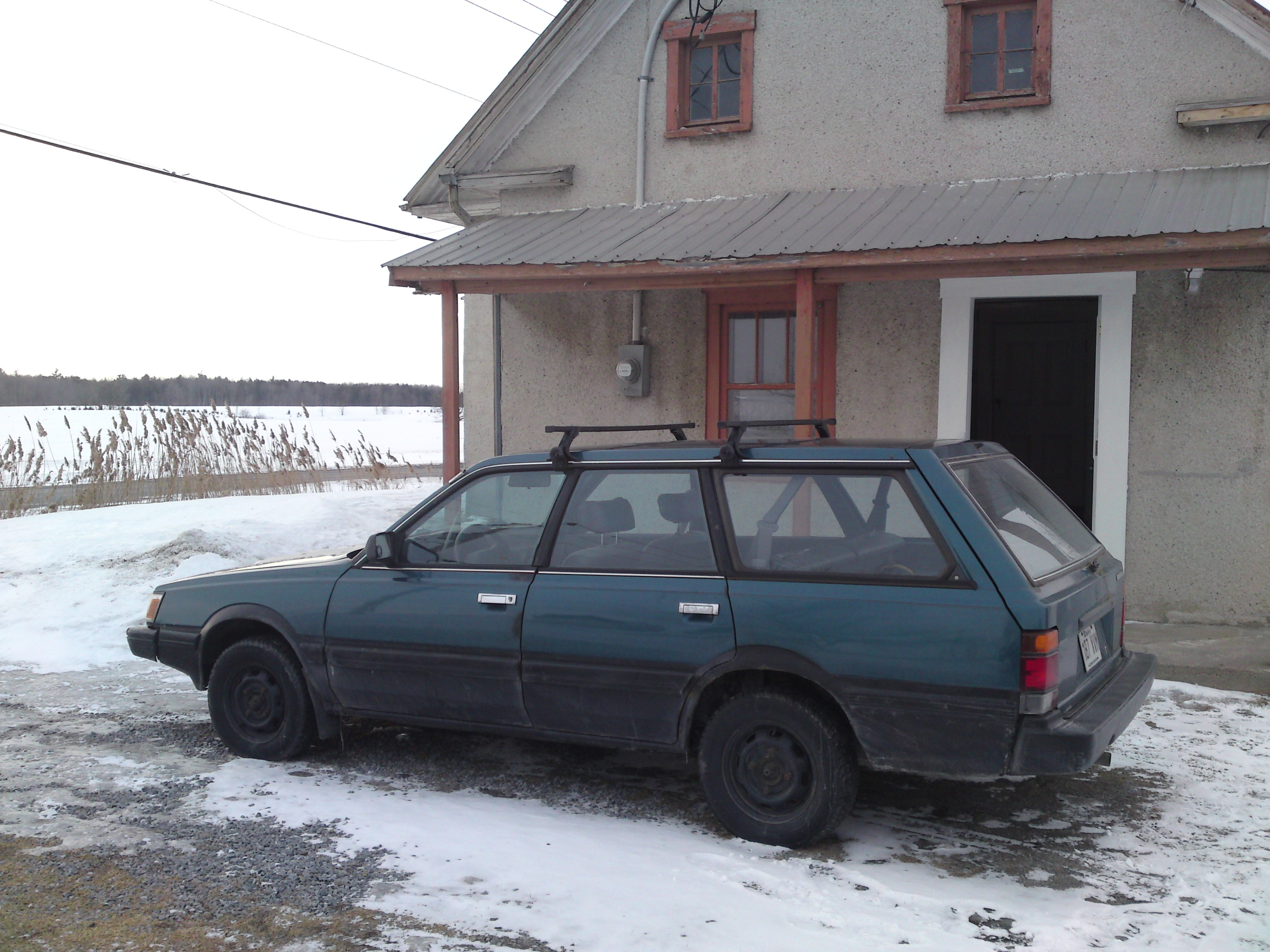 Another AndyXJ2dr 1993 Subaru Loyale post... - 15194302
