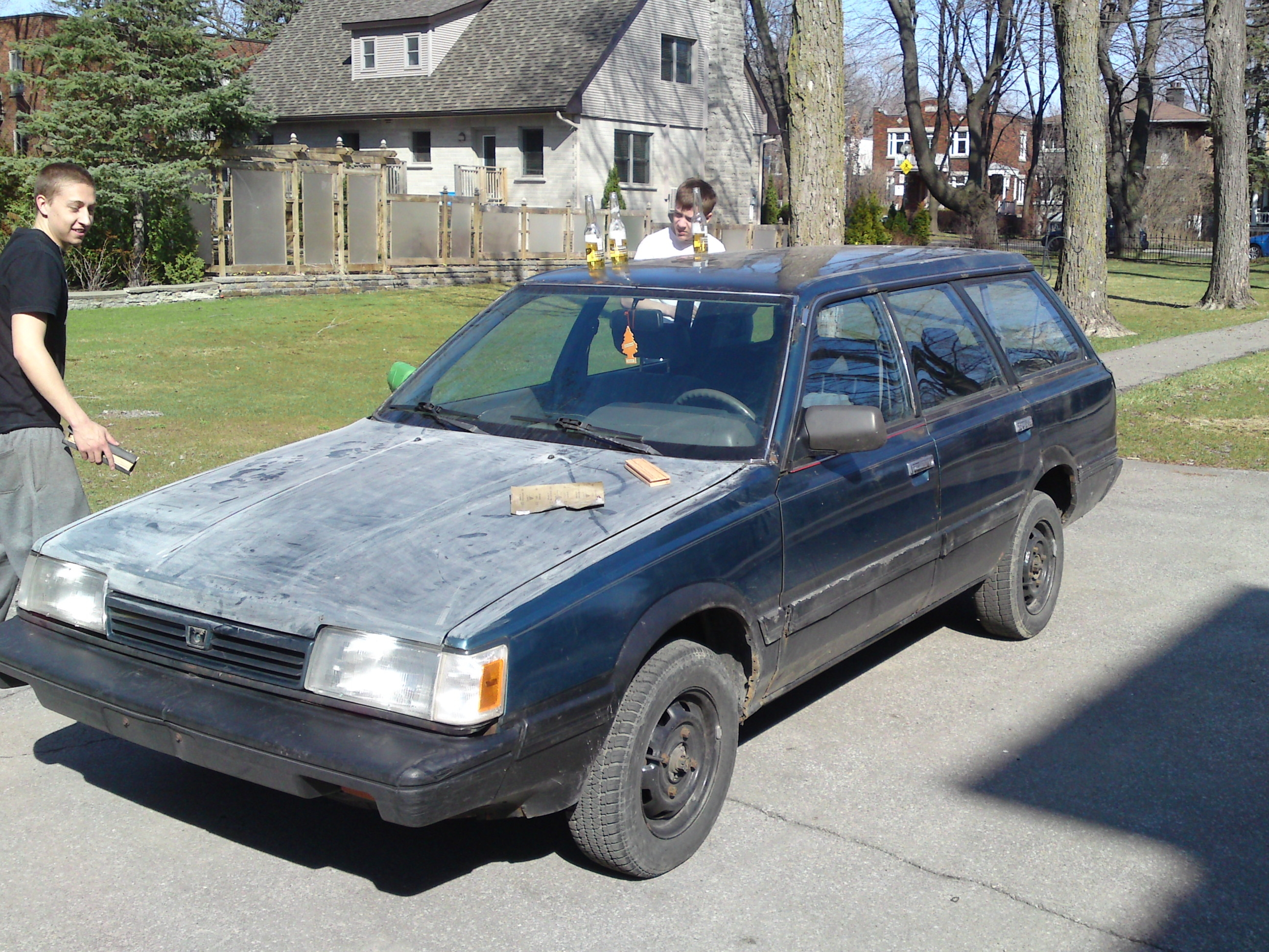 Another AndyXJ2dr 1993 Subaru Loyale post... - 15194304
