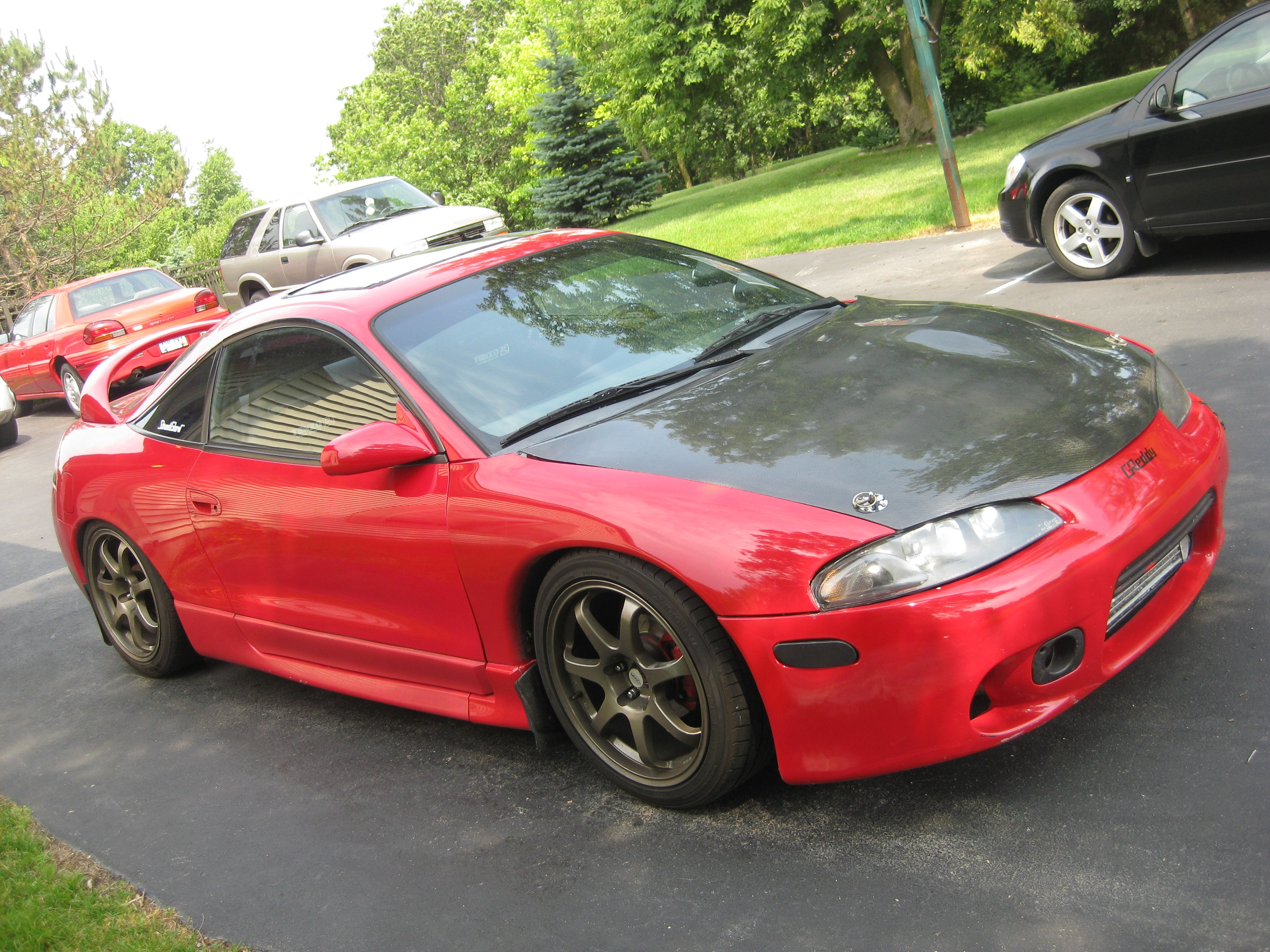 Another jontierney888 1997 Mitsubishi Eclipse post... - 15194874