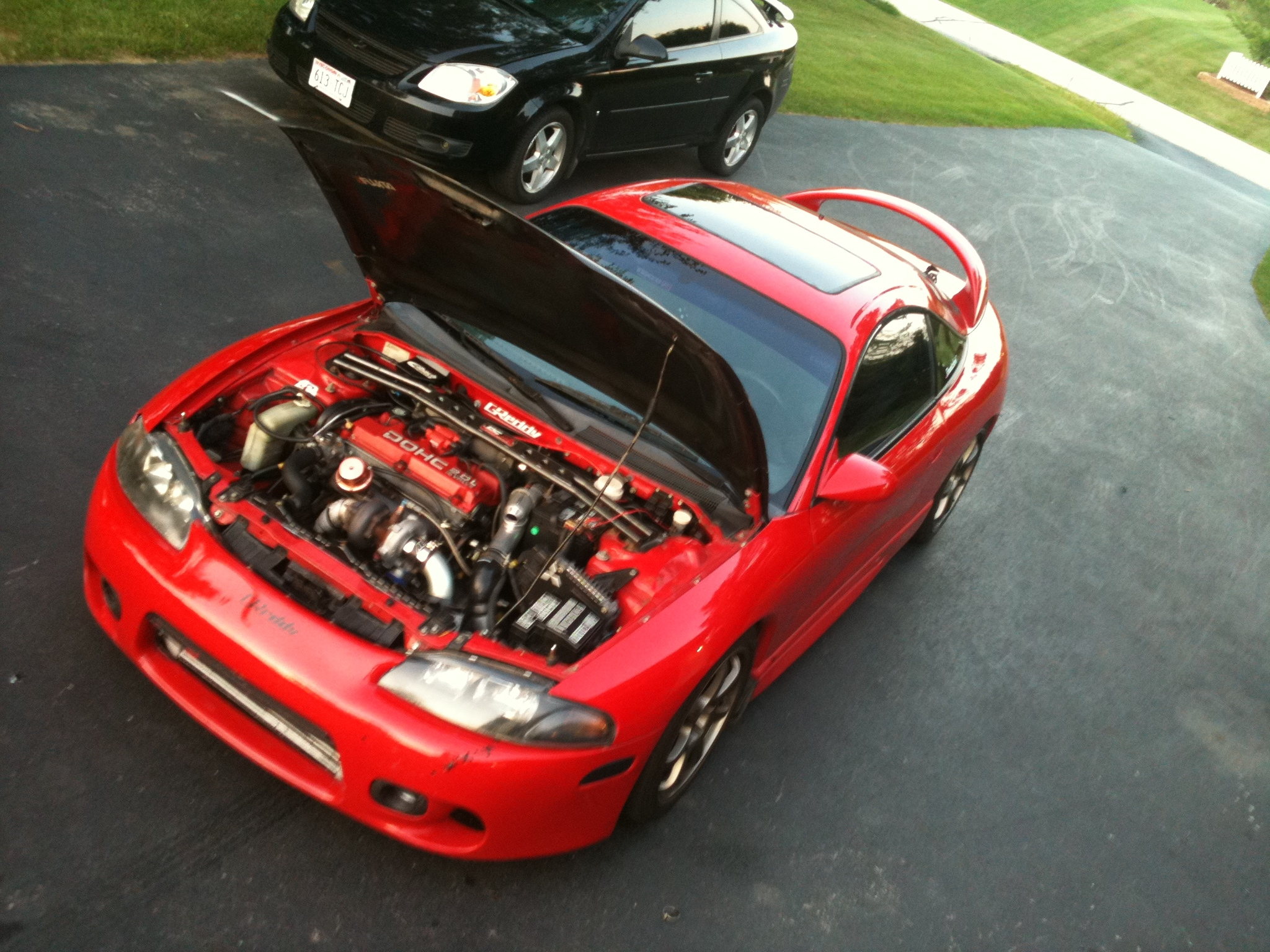 Another jontierney888 1997 Mitsubishi Eclipse post... - 15194932