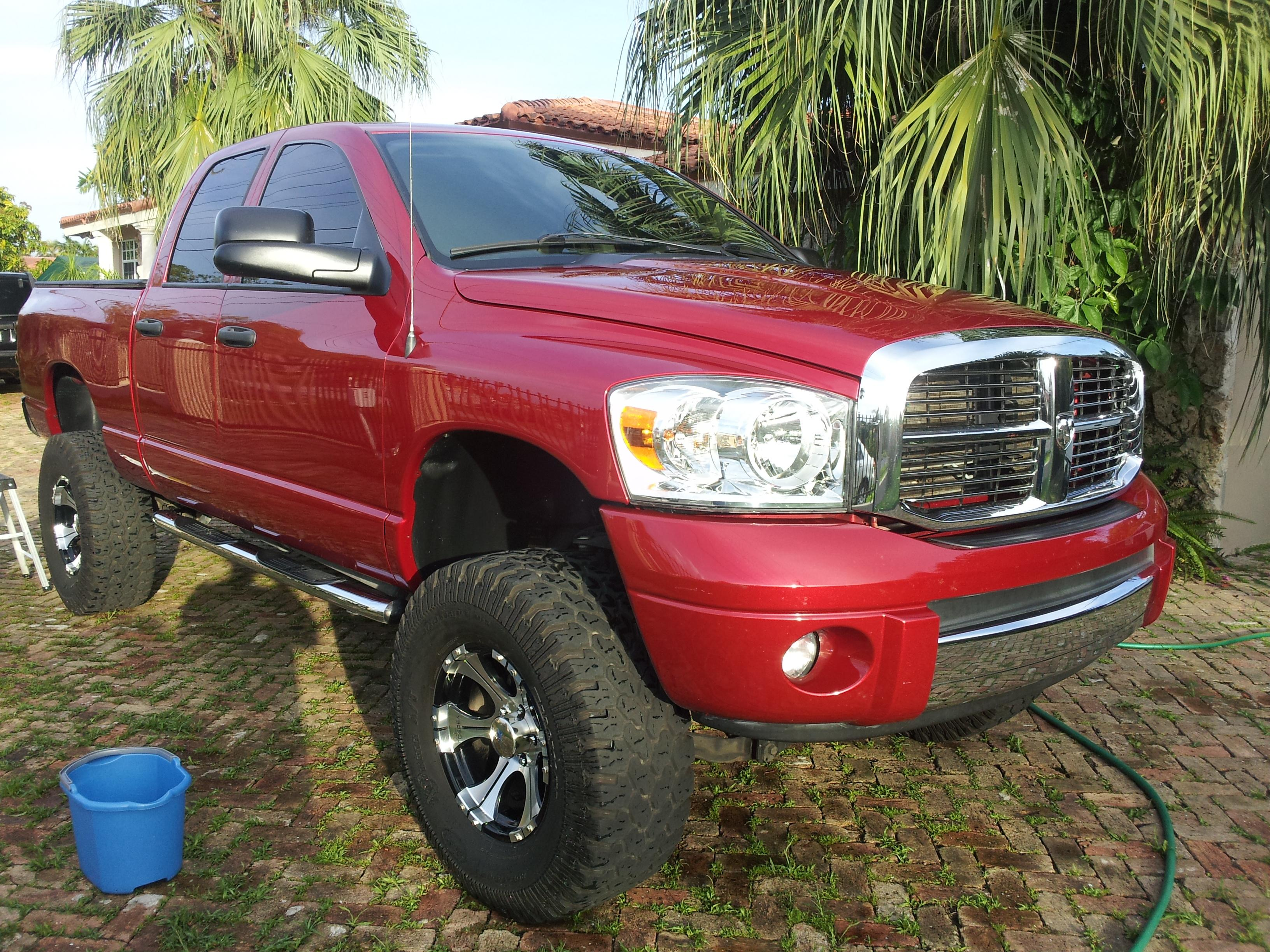 Another BigredHEMIpower 2008 Dodge Ram 1500 Quad Cab post... - 15193343